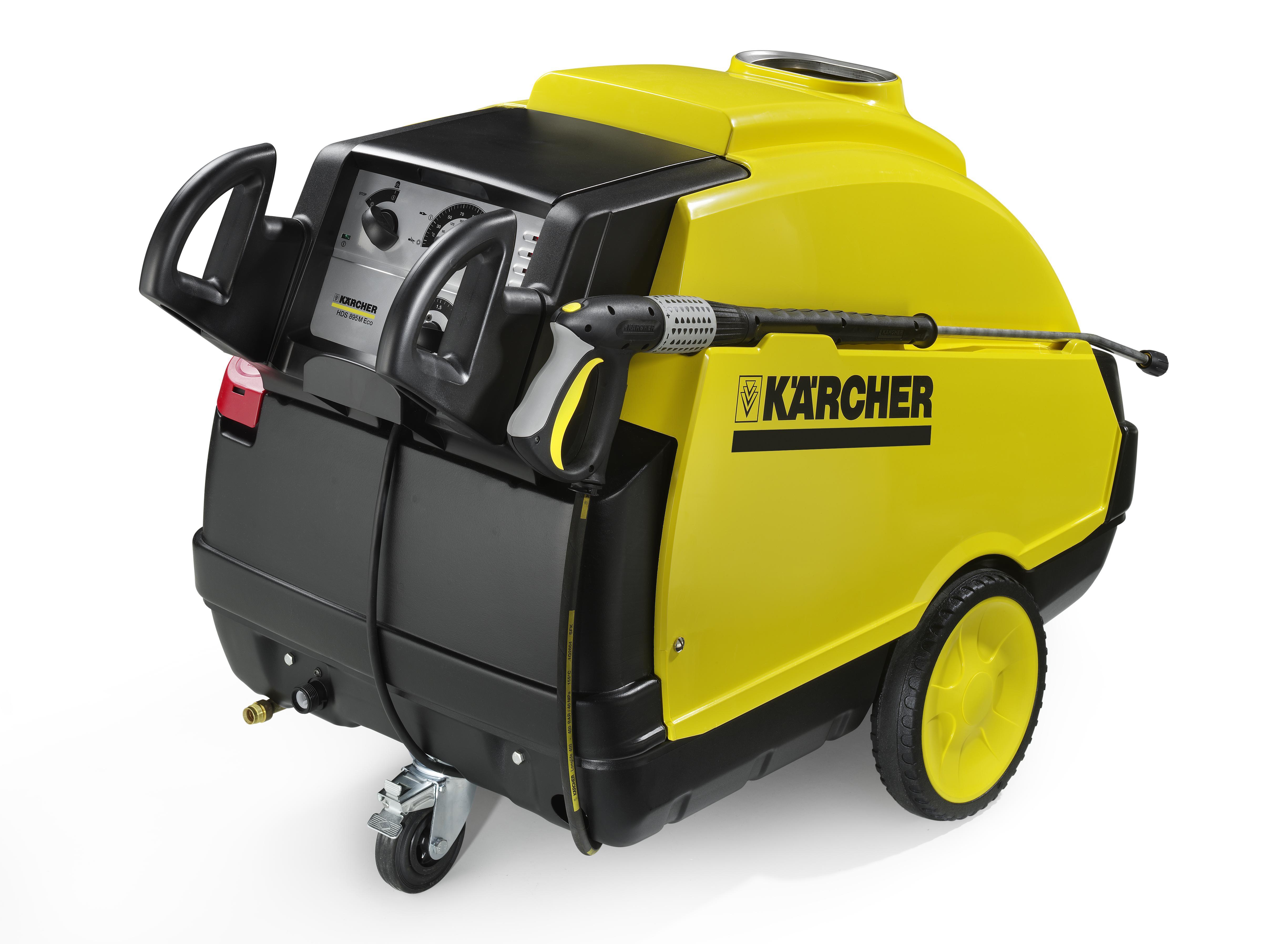 Karcher Hds 10 20 Hot Pressure Washer